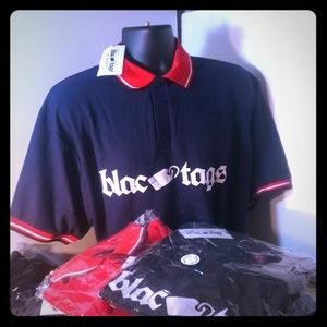 BlacTags Polo Shirts sizes up to 5XL